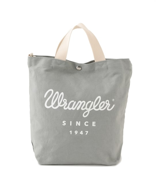 ロペピクニックパサージュ | 【WRANGLER×ROPE' PICNIC】【2WAY】トートバッグ - 8