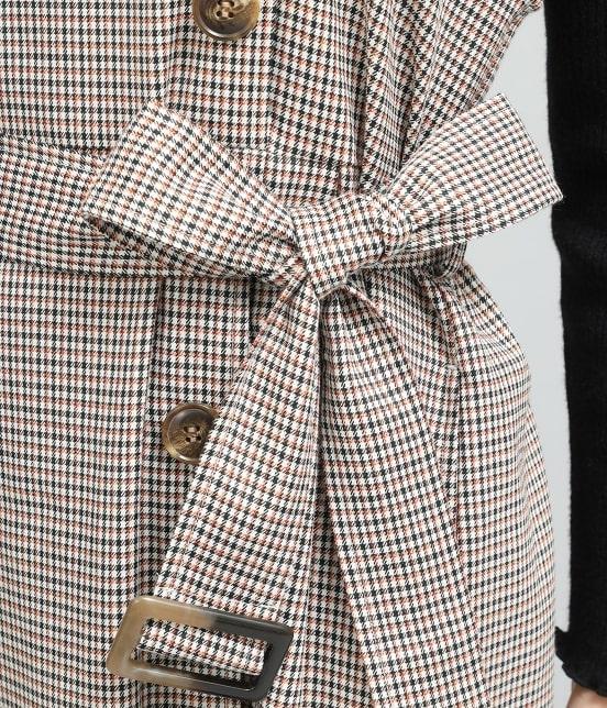 ビス   トレンチジャンパースカート - 6
