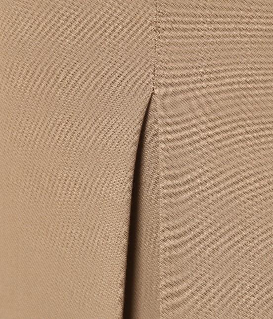 ロペピクニック | 【TIME SALE】マルカンベルト付きトラベーズスカート - 6