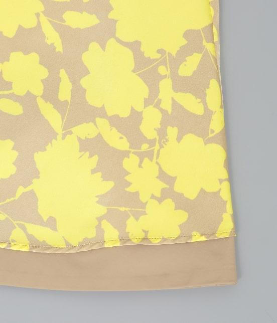 ロペ | 【SS/S/Lサイズあり】【2WAY】フラワープリントスカート - 13