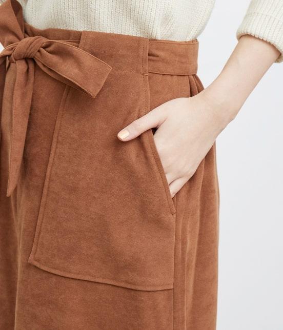 ロペピクニック | ビッグポケットスカート - 4