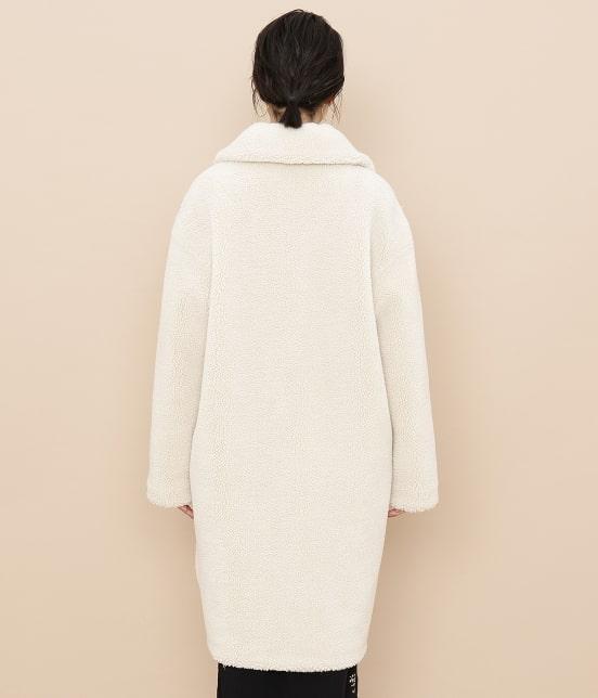 アダム エ ロペ ファム | 【STAND】Camille Teddy Faux Fur - 7
