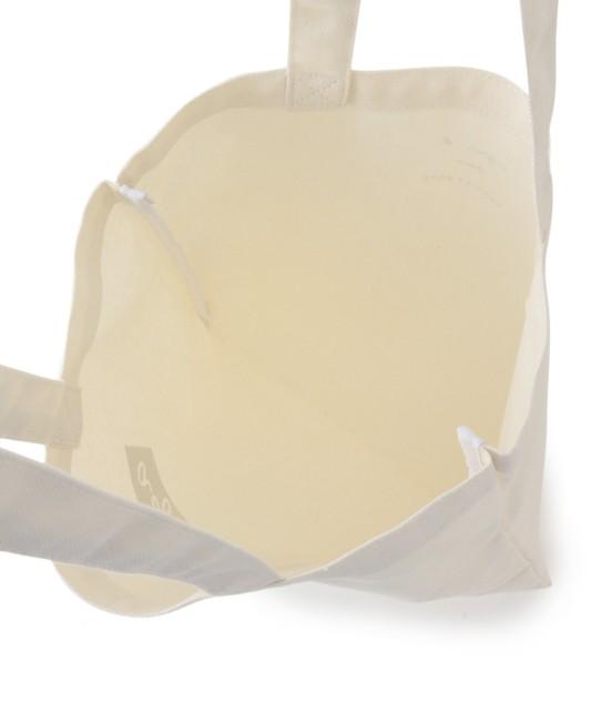 アダム エ ロペ ファム | 【agnes b. pour ADAM ET ROPE'】TOTE BAG WITH BOX LOGO - 5