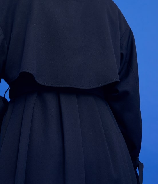 ロペ | 【予約】【ロペシスターズコレクション 辻直子監修】ウールツイルロングコート - 15