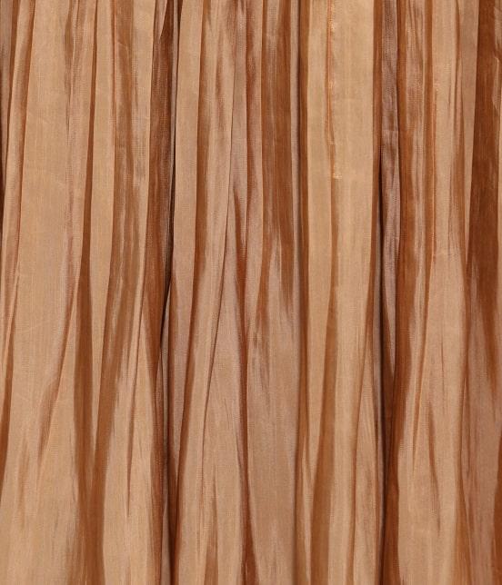 ビス | 【早割】【新色追加】シャイニーサテンフェードアウトプリーツスカート - 5