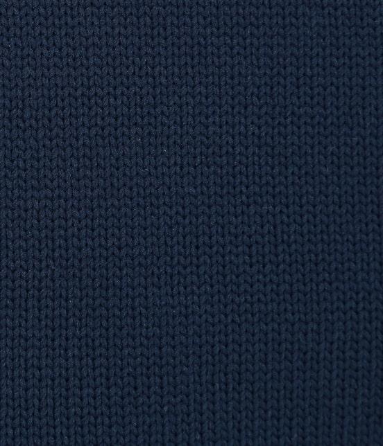 ジュン アンド ロペ | ロゴプリントインターシャクルー/Nベスト - 9