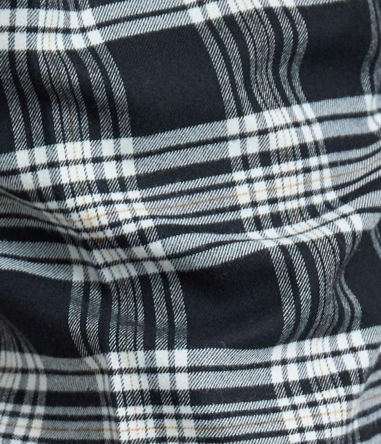 ロペピクニック | 【ロペシスターズコレクション 辻直子監修】裏起毛チェック柄パンツ - 6