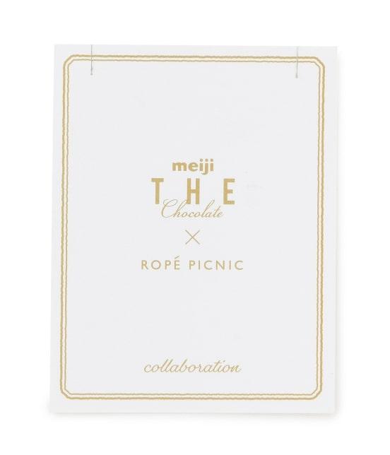 ロペピクニックパサージュ | 【meiji THE Chocolate×ROPE' PICNIC】モチーフY字ネックレス - 5