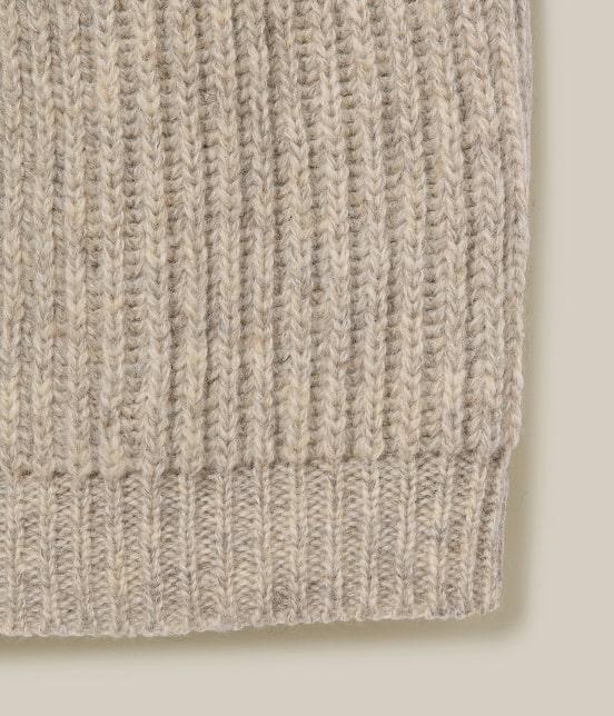 アダム エ ロペ ワイルド ライフ テーラー | 【BONCOURA】 Fisherman Sweater - 5