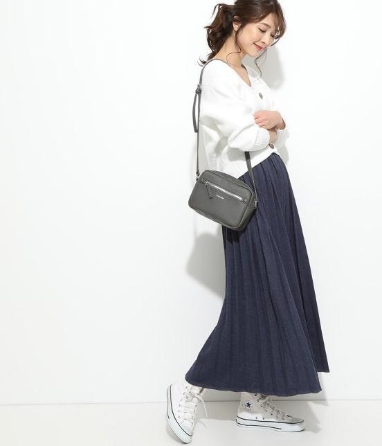 ビス   【一部店舗先行入荷】畦柄変形ニットカーディガン - 10