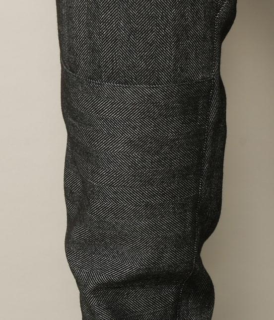 アダム エ ロペ オム   【GRAMICCI 別注】TWEEDY HERRINGBONE CRAZY PANTS - 10