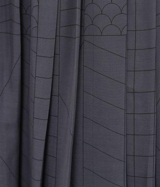サロン アダム エ ロペ ウィメン   【MAISON DU BON for SALON】CHOCOLATEタックギャザースカート - 8