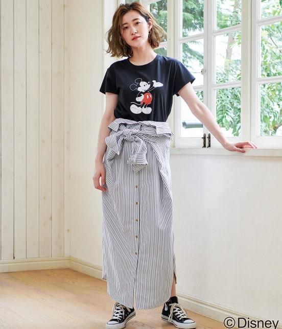 ロペピクニック   【DISNEY(ディズニー)】 MICKEY Tシャツ - 15