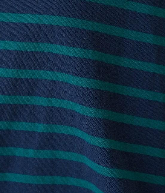 ロペピクニック | 【WEB限定】ボートネックボーダープルオーバー - 5