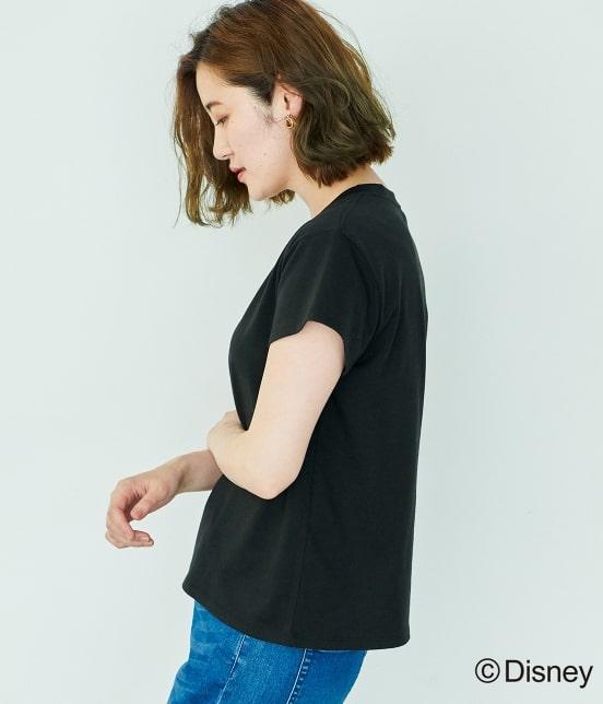 ロペピクニック | 【DISNEY(ディズニー)】 MICKEYロゴTシャツ - 1