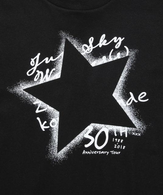 ジュンセレクト | 【JUN SKY WALKER(S)×JUNRed】半そでTシャツ - 5
