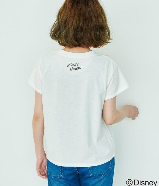 ロペピクニック   【DISNEY(ディズニー)】 MICKEY Tシャツ - 2