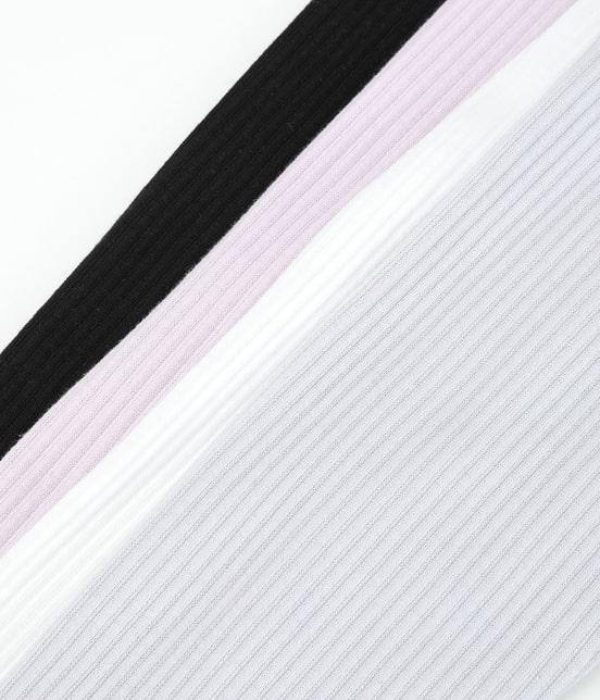ロペピクニック | テレコボトルネックプルオーバー - 7
