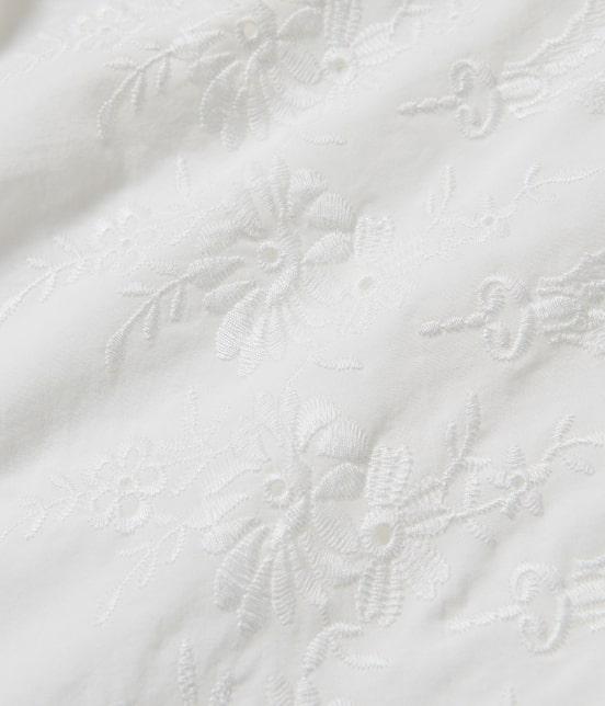 ロペピクニック | 【TIME SALE】スカラップ刺繍ブラウス - 8
