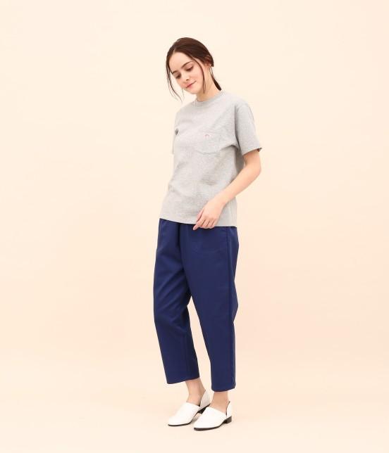 サロン アダム エ ロペ ウィメン   【DANTON uniforme】TWILL EASY PANTS - 6