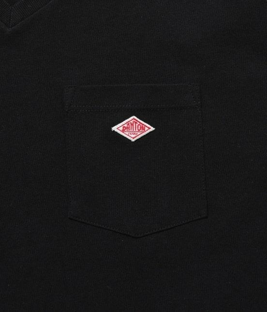 サロン アダム エ ロペ ウィメン | 【DANTON】VネックTシャツ - 20