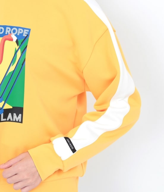 ジュン アンド ロペ | GRANDSLAMプリントプルオーバー - 5