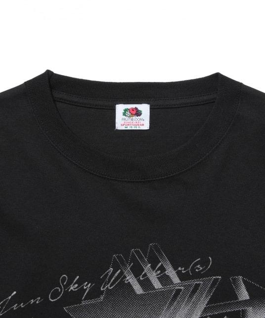 ジュンセレクト   【JUN SKY WALKER(S)×JUNRed】ロングTシャツ - 1