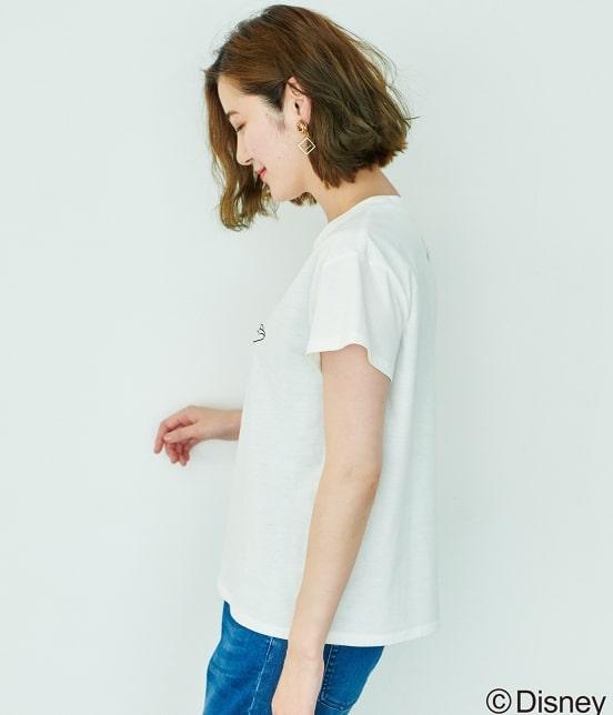 ロペピクニック   【DISNEY(ディズニー)】 MICKEY Tシャツ - 1