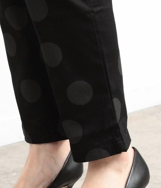 サロン アダム エ ロペ ウィメン | 【Polka Pants】Kitchen PANTS - 6