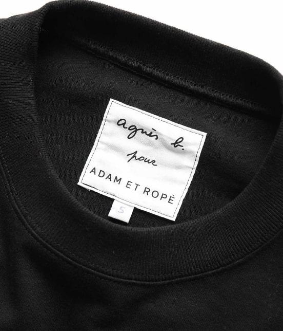 アダム エ ロペ ファム | 【agnes b. pour ADAM ET ROPE' 】Long Sleeve T-shirts - 10