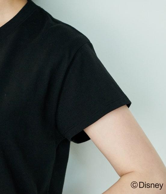 ロペピクニック | 【DISNEY(ディズニー)】 MICKEYロゴTシャツ - 6