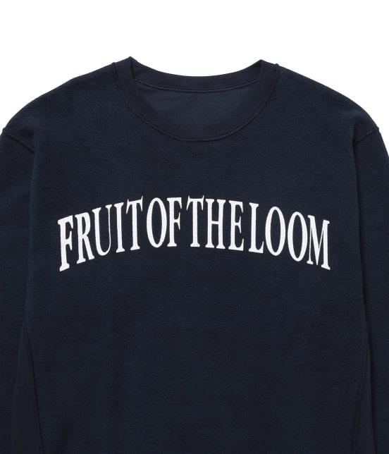 ジュンセレクト   【FRUIT OF THE LOOM】別注 リバーシブルスウェット - 2