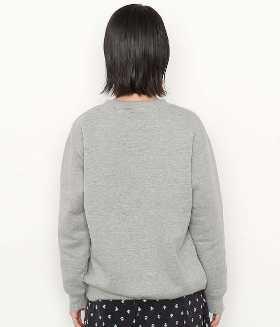 アダム エ ロペ ファム | 【agnes b. pour ADAM ET ROPE' 】SWEAT SHIRT - 4