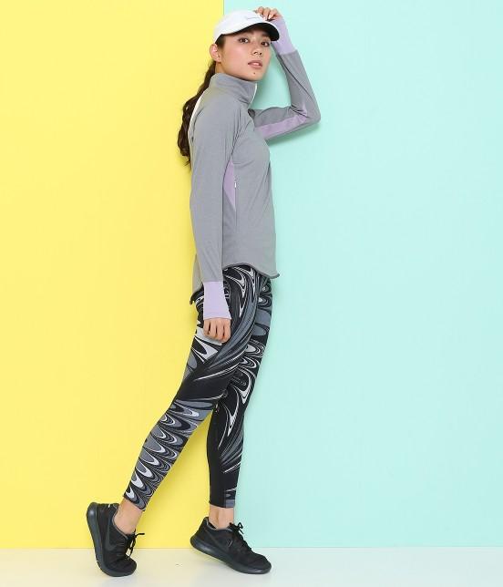 ナージー | 【Nike】Epic Lux Printed Running Tights - 1