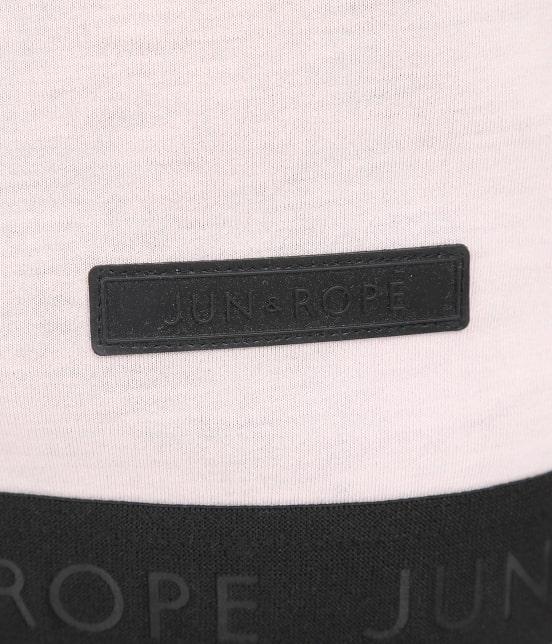 ジュン アンド ロペ | スポンジボンディングフーディーブルゾン - 9