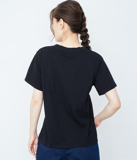 ロペピクニック | ロゴプリントTシャツ - 2