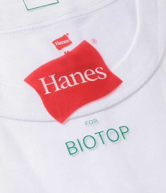 アダム エ ロペ オム | 【予約】【Hanes FOR BIOTOP】別注 2-Pack T-SHIRTS - 10