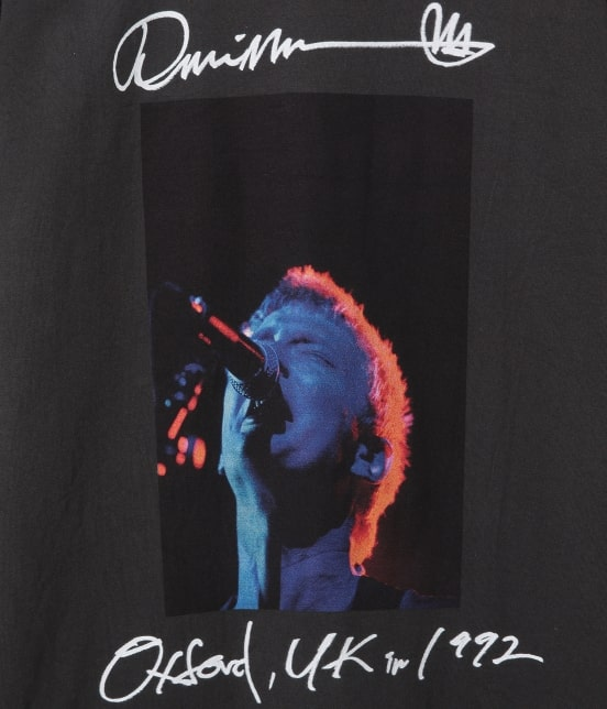 アダム エ ロペ オム | 【Dennis Morris × ADAM ET ROPE'】PHOTO T-shirt - 9