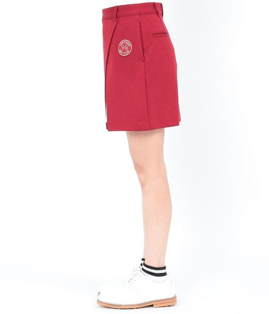 ジュン アンド ロペ | ポンチバイカラーラップスカート - 1