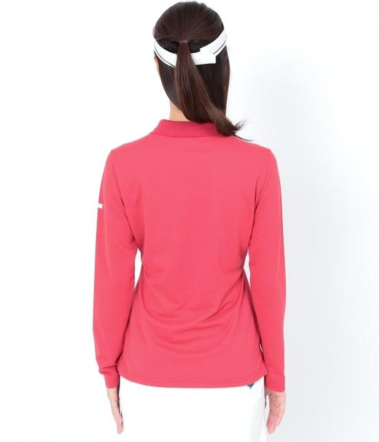 ジュン アンド ロペ | 【UVCUT】【吸水速乾】【接触冷感】ミリオンアイス長袖ポロシャツ - 2