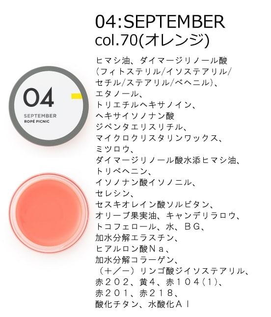 ロペピクニック | 【COSME COLLECTION】ティントインバーム - 1