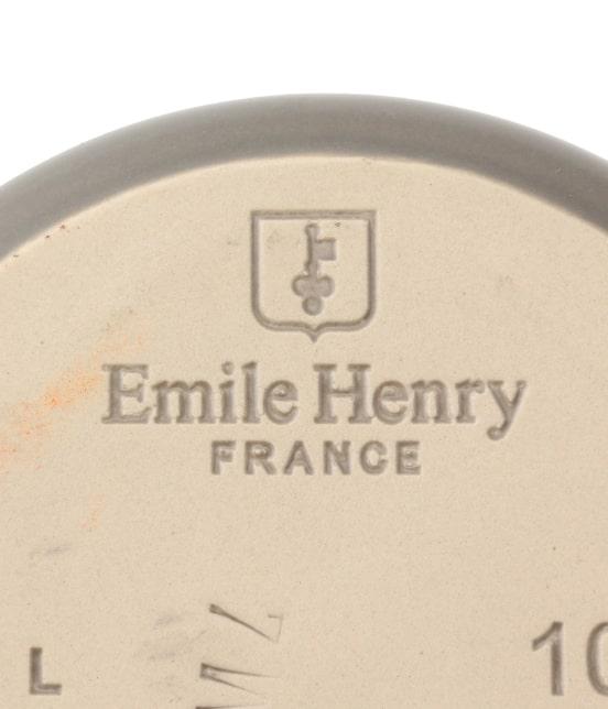 サロン アダム エ ロペ ホーム   <別注カラー>【Emile Henry/エミール アンリ】ミニココットラウンド - 6