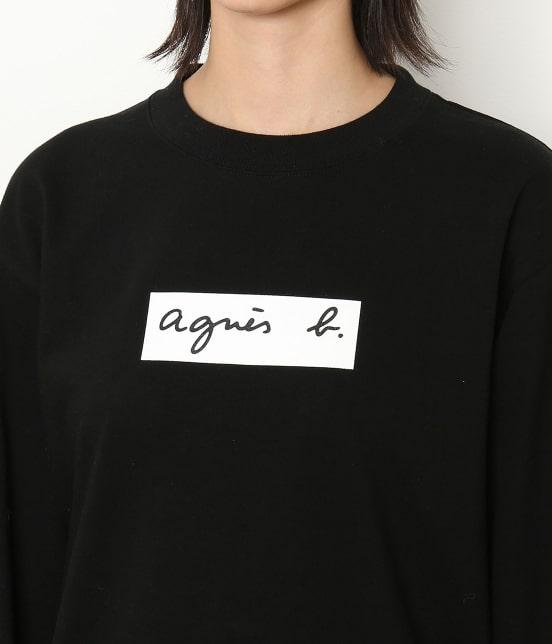 アダム エ ロペ ファム | 【agnes b. pour ADAM ET ROPE' 】Long Sleeve T-shirts - 6