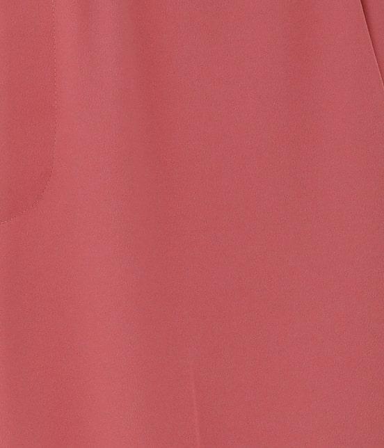 ロペ エターナル | 【TIME SALE】ポリエステル クレープ ジョーゼット ワイドレグトラウザーズ - 6
