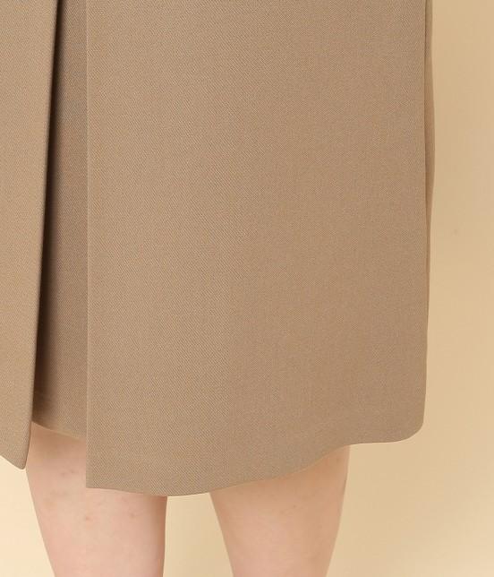 ロペピクニック | 【TIME SALE】マルカンベルト付きトラベーズスカート - 5