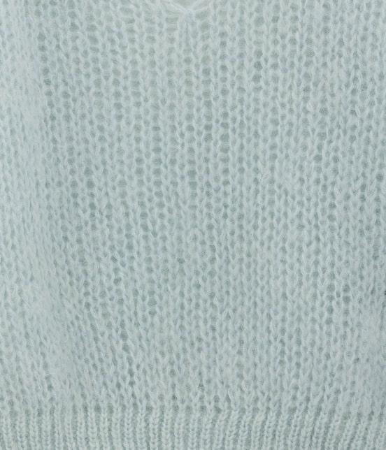 ロペ エターナル | 【TIME SALE】キッドモヘアクロップドプルオーバー - 3