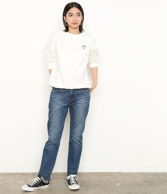 アダム エ ロペ ファム | 【agnes b. pour ADAM ET ROPE' 】SWEAT SHIRT - 2
