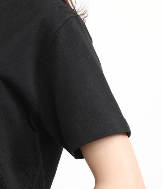 サロン アダム エ ロペ ウィメン | 【DANTON】VネックTシャツ - 7