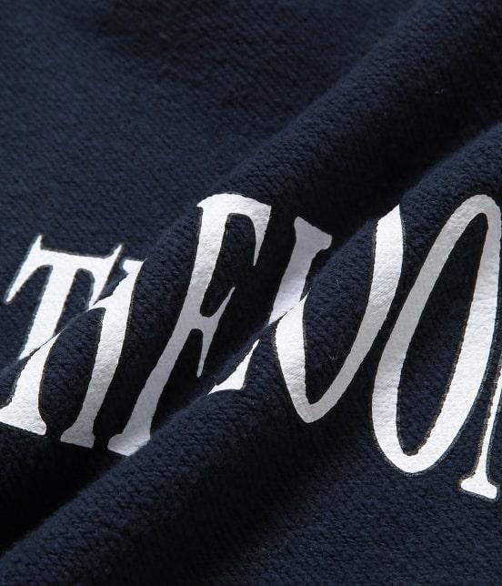 ジュンセレクト   【FRUIT OF THE LOOM】別注 リバーシブルスウェット - 6