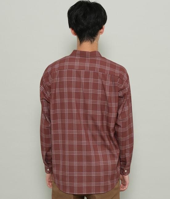 ジュンレッド | チェックリラックスシャツ - 19